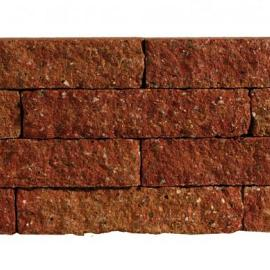 Brickwall 30x10x6.5cm toscaans