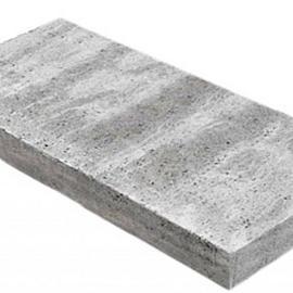 Schellevis opsluiting (gewapend) 50x100x7 cm grijs