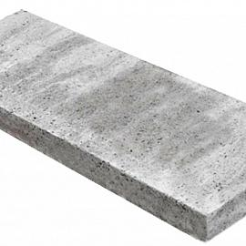 Schellevis opsluiting (gewapend) 100x30x5 cm grijs