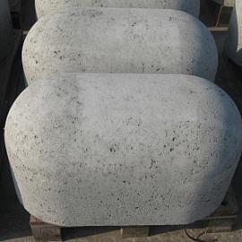Stootband Jumboblok 45x45x90 cm