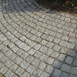 Kinderkop Portugees Graniet grijs 9-11cm