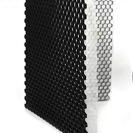 Aanbieding EccoGravel 30 Double Black grindplaat 160x120x3 cm