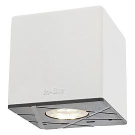 In-Lite CUBID White (NEW) Wall 12V-0.5W LED Alu. white WW