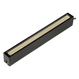 In-Lite Evo Ground 300 Dark Integrated 12V-1W Alu Dark (anodized) 30x300mm Warm White