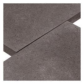 Schellevis grote tegels 80x80x5 cm gewapend Antraciet