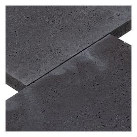 Schellevis opsluiting (gewapend) 100x20x5 cm carbon