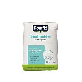 Romfix Bindmiddel 25 kg (Stabi)