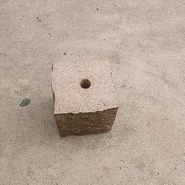 Restpartij Fontein Graniet Rood Kubus 20x20x20cm (Uitlopend) OW2019
