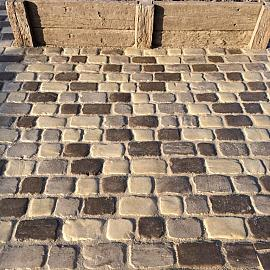 Courtstones Natural Mantova mix 5.8 cm