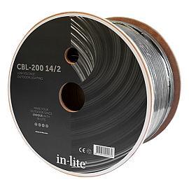 In-Lite CBL-200 14-2 Cable 14-2-200mtr.