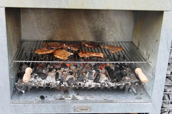 Gardeco BBQ grillrooster