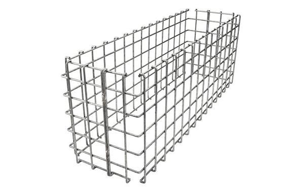 Steenkorf (Fixedkorf) Standaard 101x23x150 cm
