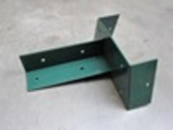 Hoekverbinder blauw HV-02