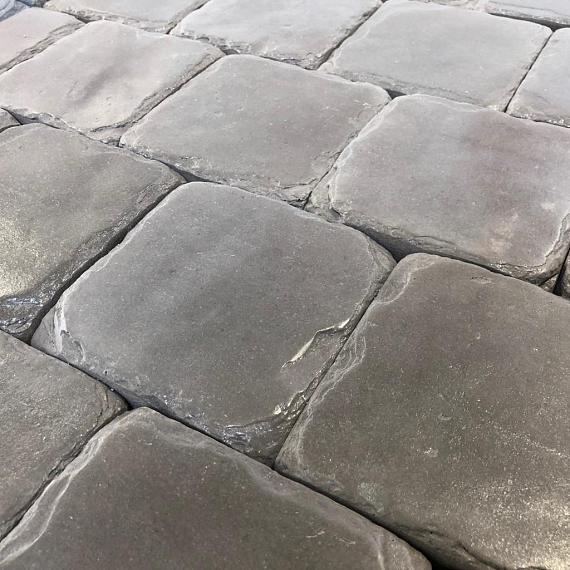 Plazza Kassei 15x15x6 cm Iron Grey