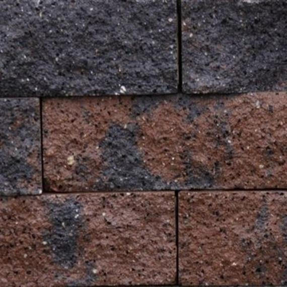 Catrock 31x11.5x10 strak bruin zwart
