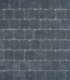 Stonehedge 10x10x6 cm Antraciet